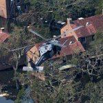 Hurricane Katrina's destruction caused much suffering