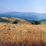 Mount of Beatitudes where Jesus preached the Sermon on the Mount