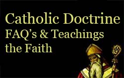Catholic Doctrine