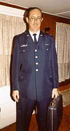 Fr. Ed Nichols, US Air Force Chaplain