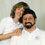 Terry & Ralph Modica in 1995