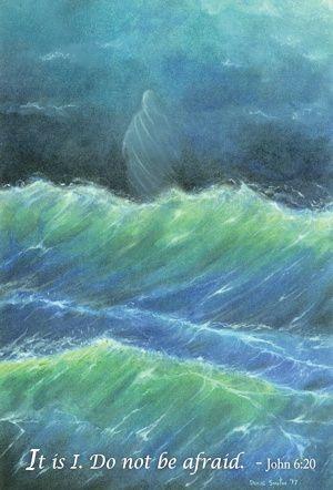 Overcome Fear: Do not be afraid - by Doug Smith