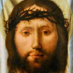 the face of Jesus Christ in his passion for you