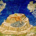 Jesus prayed in the Garden of Gethsemane