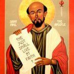St. Paul teaches us evangelization