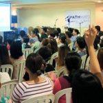 Spirit-filled prayer meeting