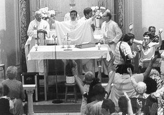 1970s Charismatic Mass
