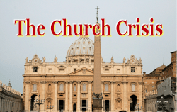 articles about the Church Crisis