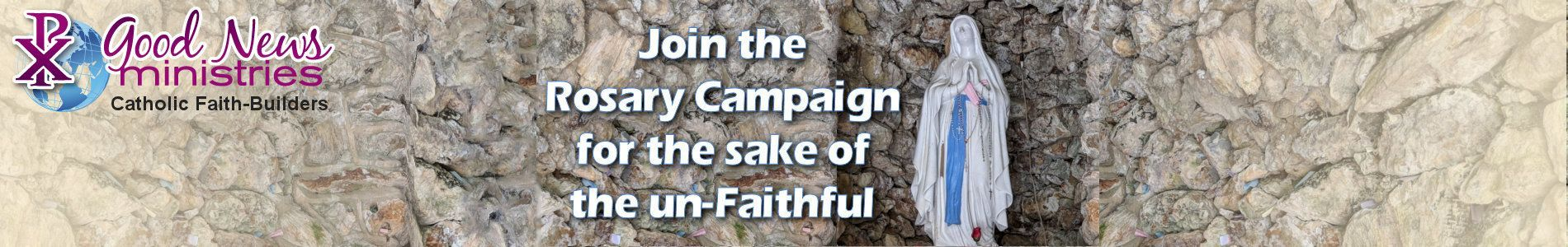 Join the Rosary Campaign
