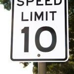 Bible Study - The Law of Love - speed limit