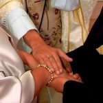 the Church blesses those who want to remarry after an annulment