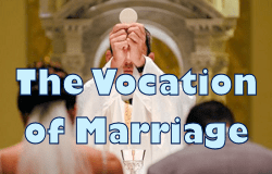 Articles on the Vocation of Marriage