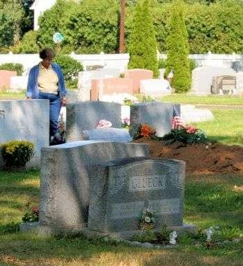 graveside bereavement