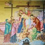Jesus's suffering on the cross was to rescue us from our sins