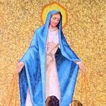 The Blessed Mother and social justice for aborted babies